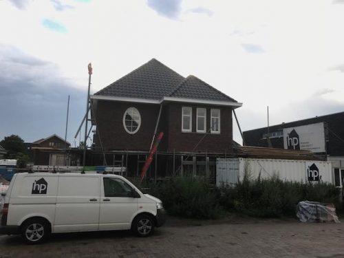 Nieuwbouw woning Waterrijk