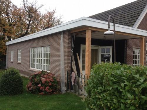 Uitbouw woning Heeswijk