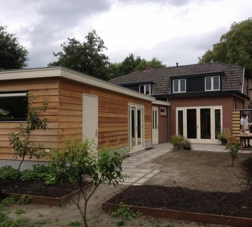 Uitbouw en renovatie Geestdorp